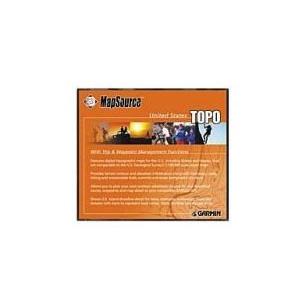 Garmin US Topo DVD 2008