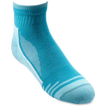 REI CoolMax EcoMade Quarter Sock