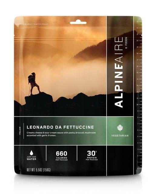 AlpineAire Foods Leonardo Da Fettucine