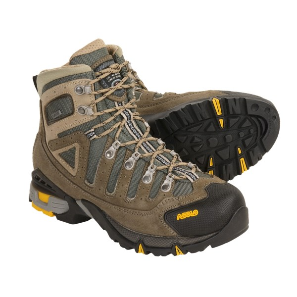 photo: Asolo Shelter GTX hiking boot