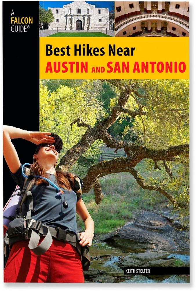 Falcon Guides Best Hikes Near Austin and San Antonio