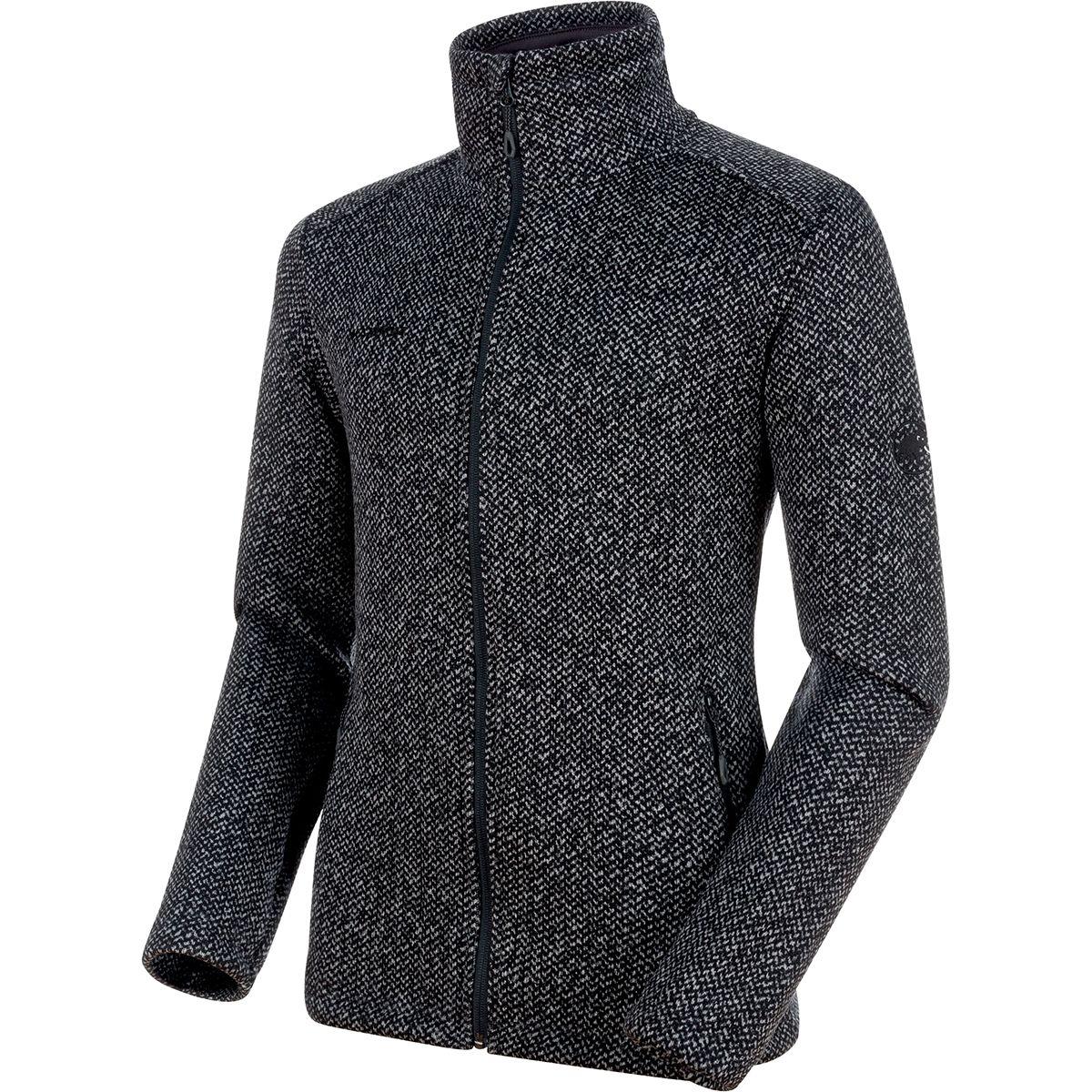 photo: Mammut Chamuera Midlayer Jacket fleece jacket