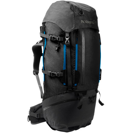 photo: Norrona Svalbard Synkron 80L expedition pack (4,500+ cu in)