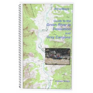 RiverMaps Guide to the San Juan River, Montezuma Creek to Clay Hills Crossing, Utah, Second Edition ISBN-13: 9