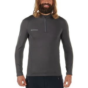 photo: Mammut MTR 141 Thermo Longsleeve Zip long sleeve performance top