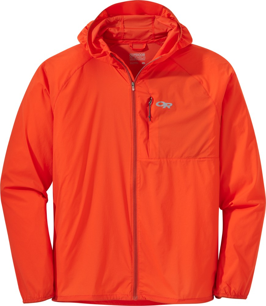 photo: Outdoor Research Tantrum II Hooded Jacket wind shirt