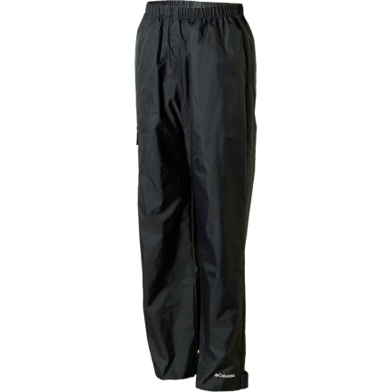photo: Columbia Cypress Brook Shell Pant waterproof pant