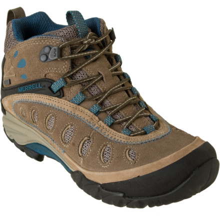 photo: Merrell Women's Chameleon Arc 2 Mid Waterproof hiking boot