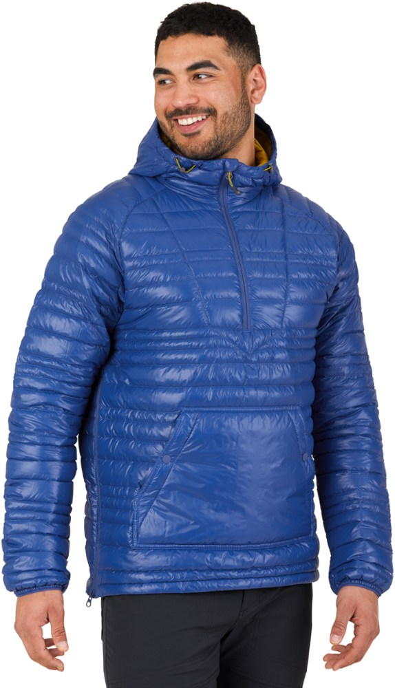 photo: Outdoor Research Baja Down Pullover down insulated jacket
