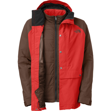 The North Face Pike Triclimate Jacket