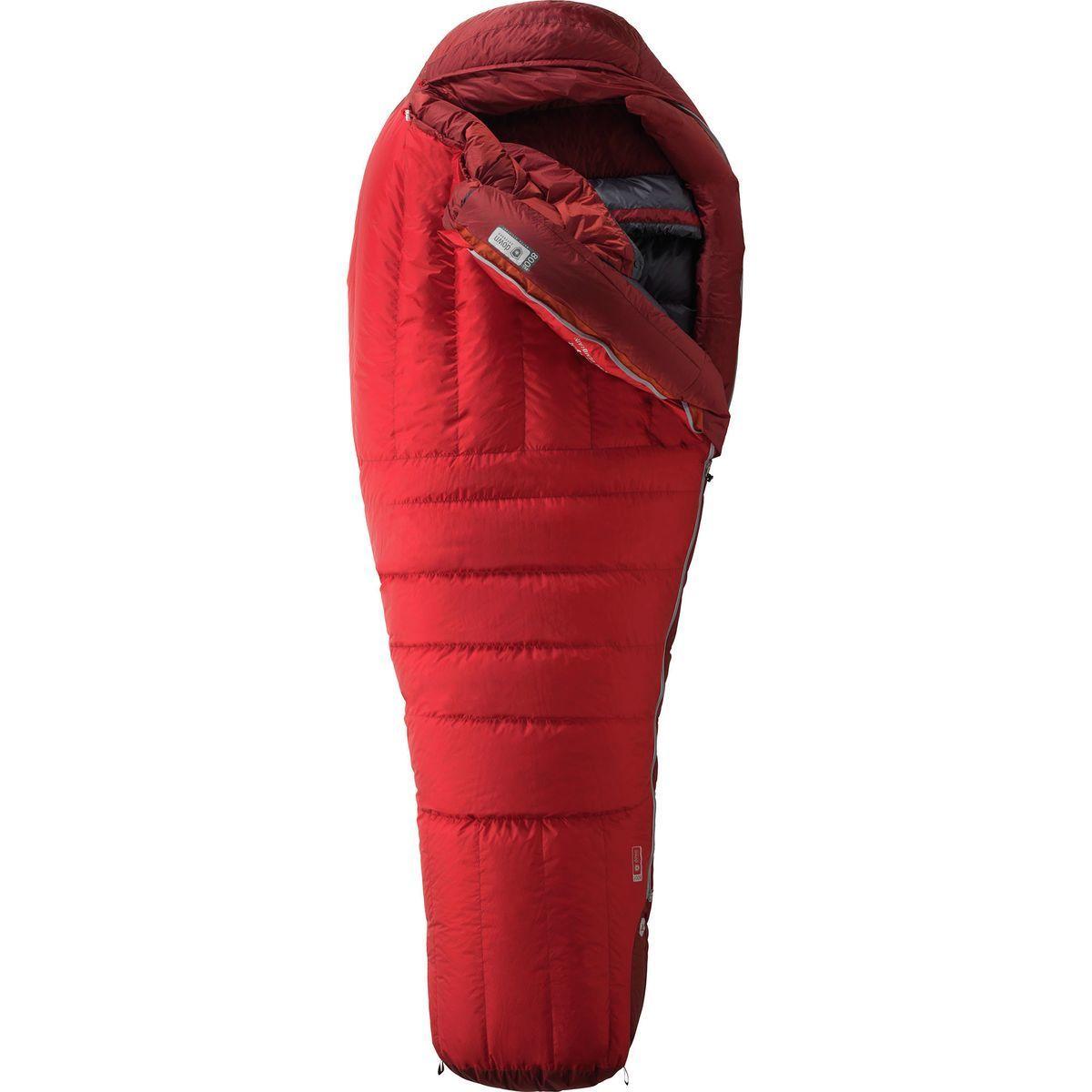 photo: Marmot CWM -40 cold weather down sleeping bag