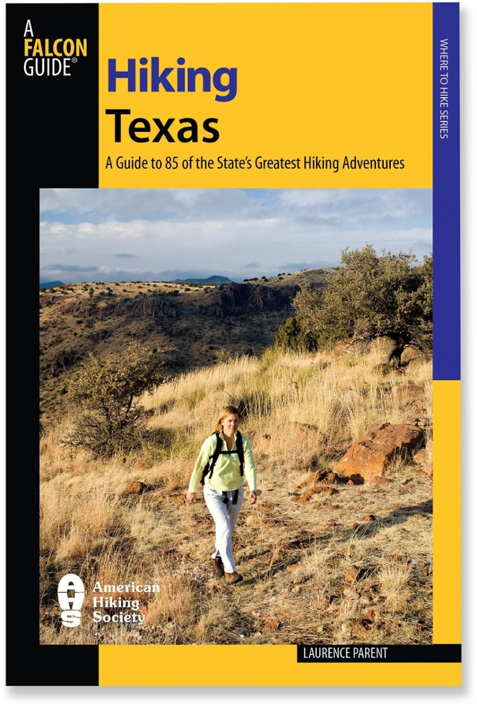 Falcon Guides Hiking Texas