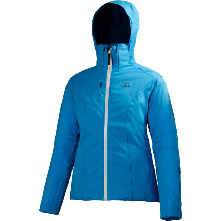 photo: Helly Hansen Silvertree Jacket snowsport jacket