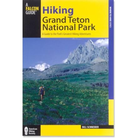 photo: Falcon Guides Hiking Grand Teton National Park us pacific states guidebook