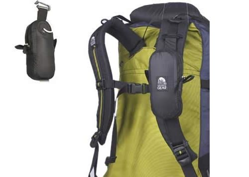 Granite Gear Shoulder Strap Pocket