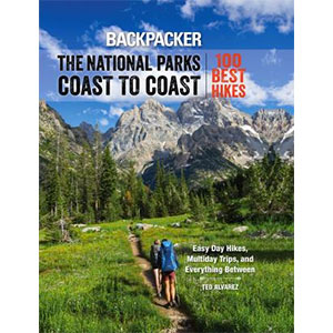Guidebook reviews trailspace falcon guides backpacker the national parks coast to coast 100 best hikes fandeluxe Choice Image