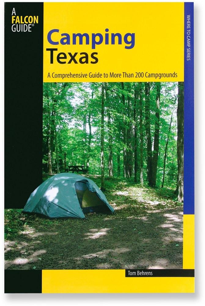 Falcon Guides Camping Texas