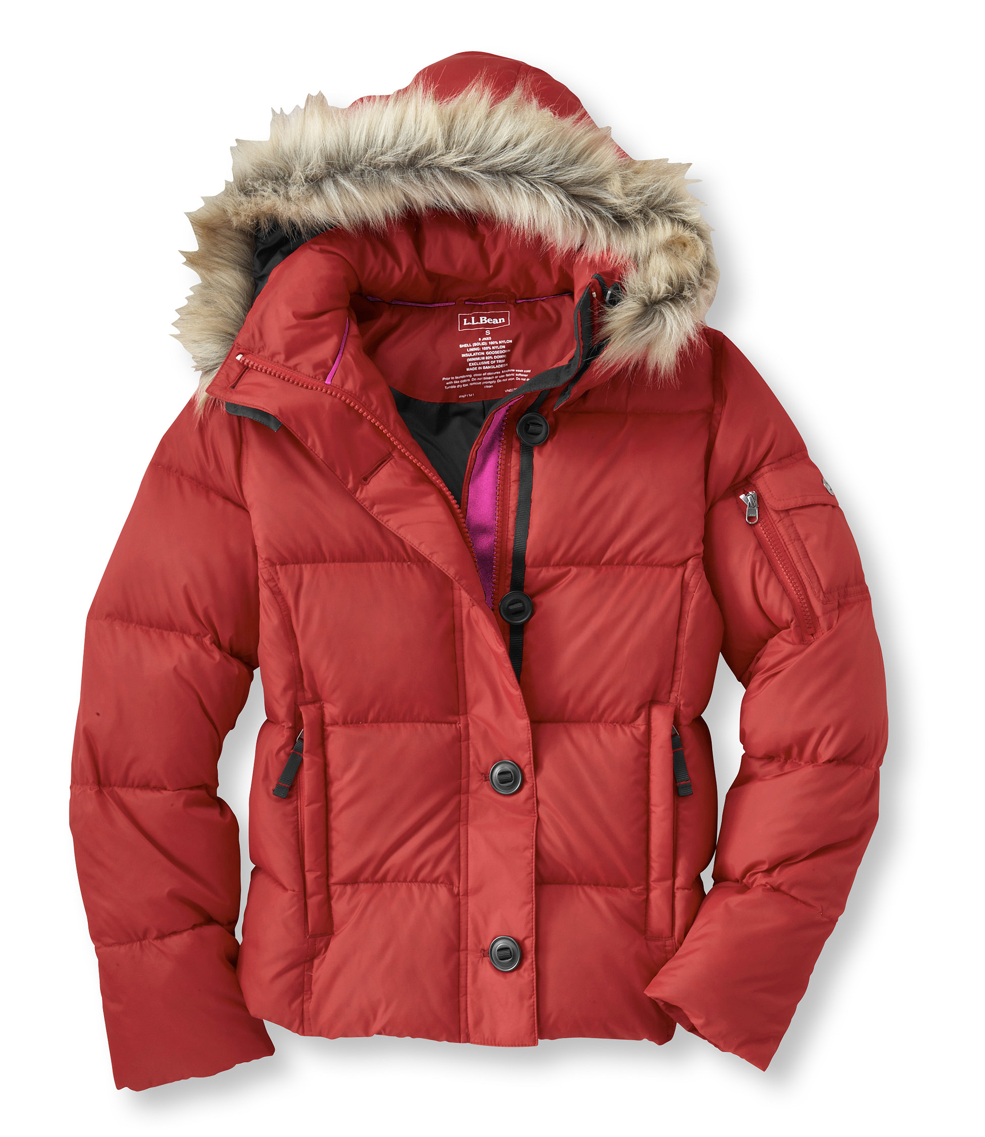 photo: L.L.Bean Snowbell Jacket down insulated jacket