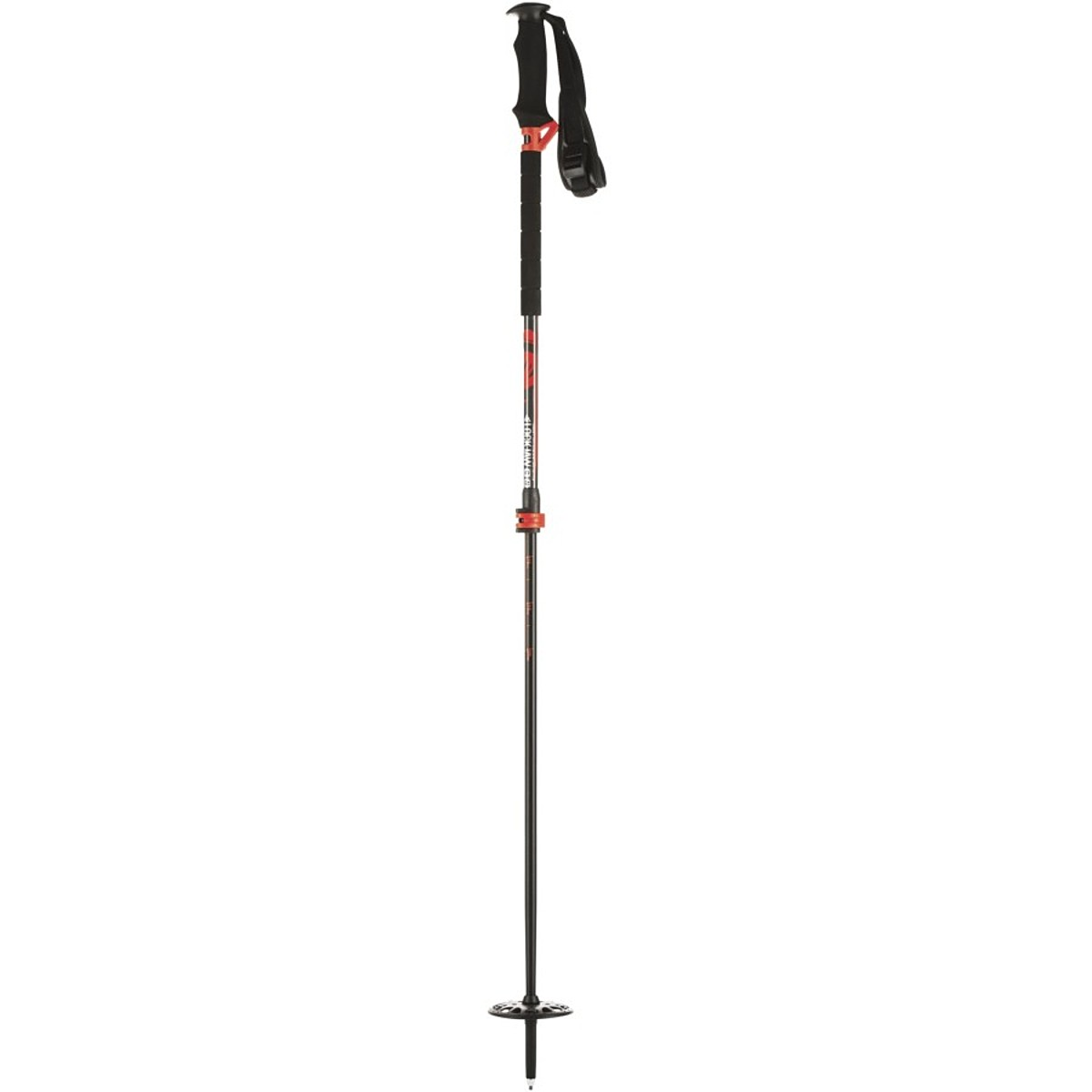 photo: K2 LockJaw Carbon/Alu alpine touring/telemark pole