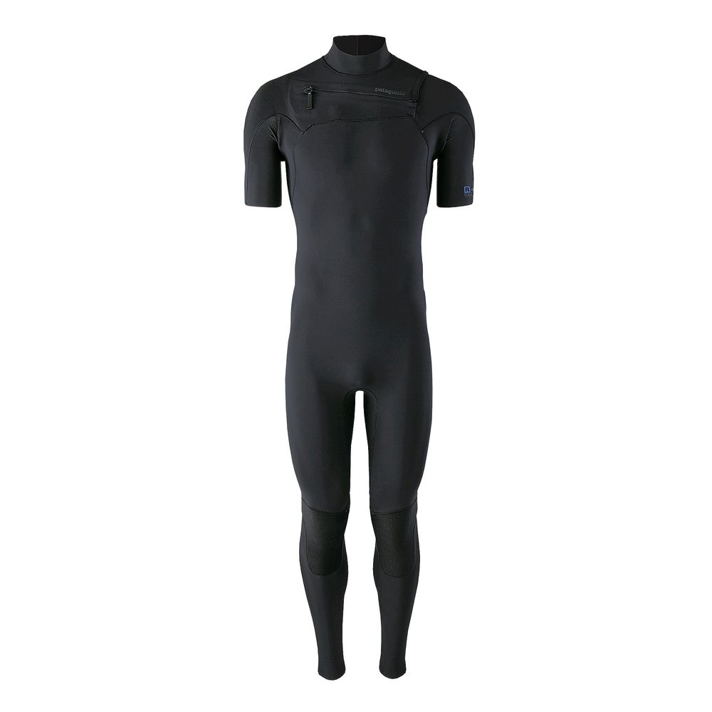 photo: Patagonia R1 Lite Yulex Front-Zip Short-Sleeved Full Suit wet suit