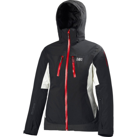 photo: Helly Hansen Velocity II Jacket snowsport jacket