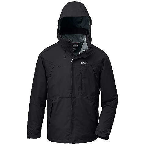photo: Outdoor Research Men's Backbowl Ski Jacket snowsport jacket