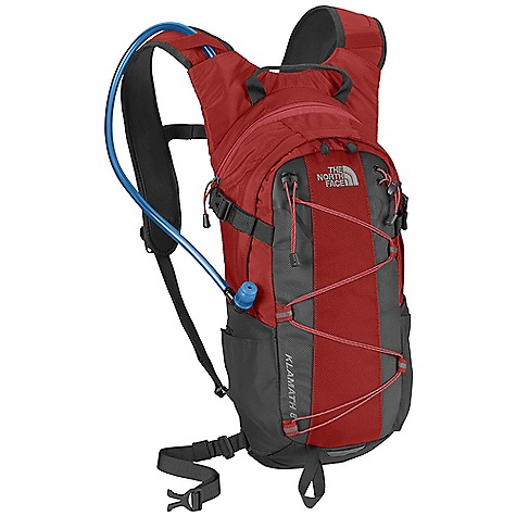 photo: The North Face Klamath 8 hydration pack