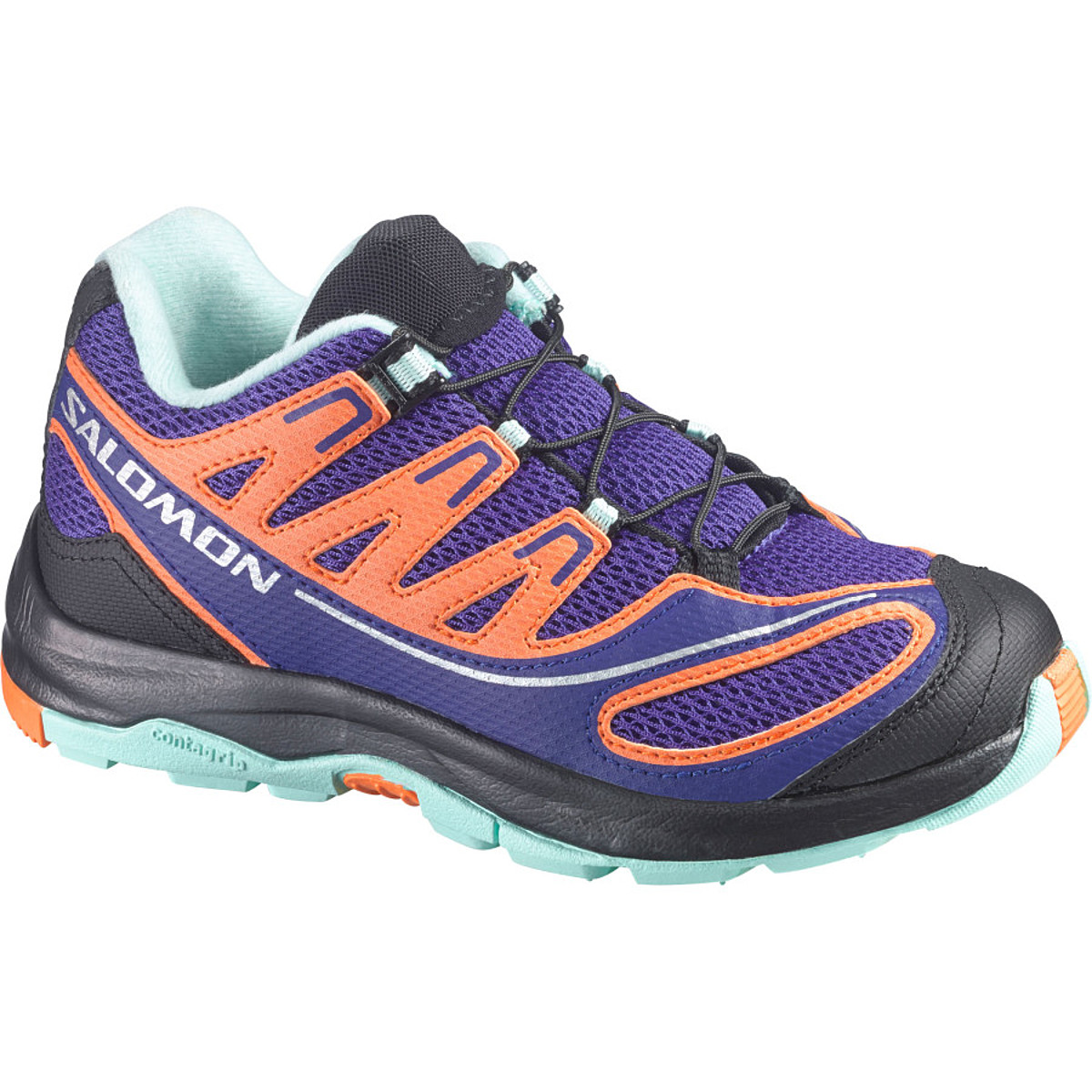 photo: Salomon Girls' XA Pro 2 trail running shoe