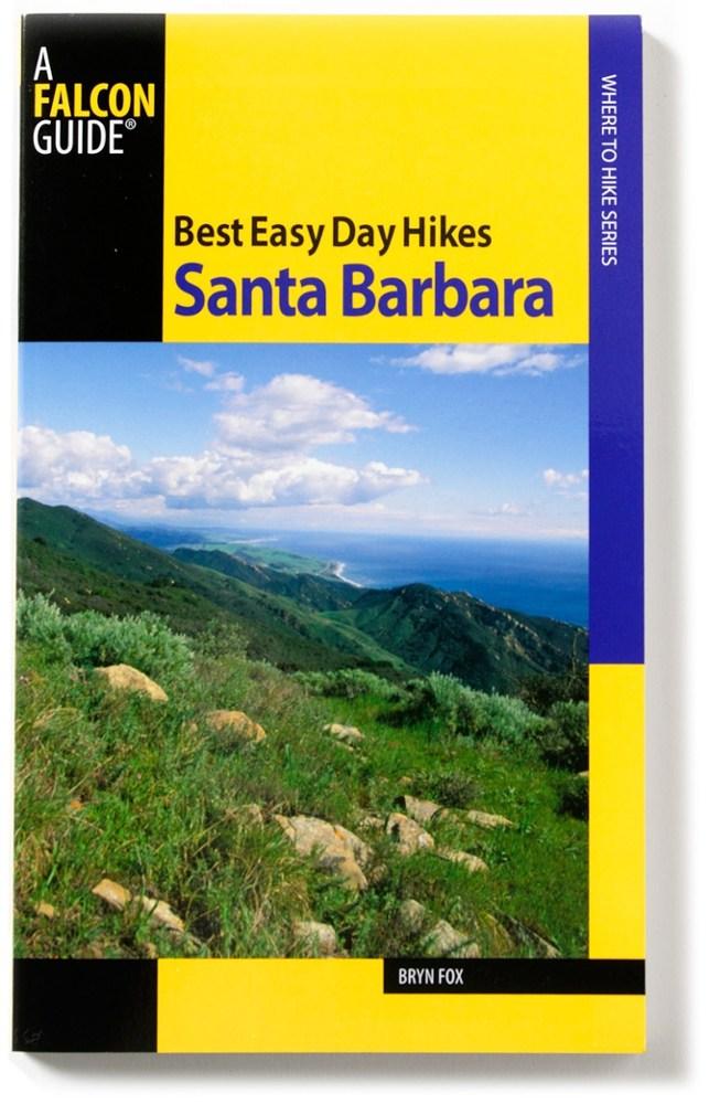 Falcon Guides Best Easy Day Hikes: Santa Barbara