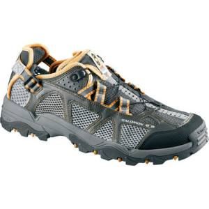 photo: Salomon Techamphibian water shoe