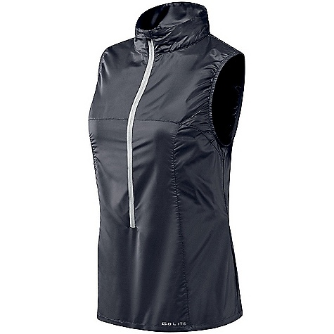 photo: GoLite Dakota Wind Vest wind shell vest