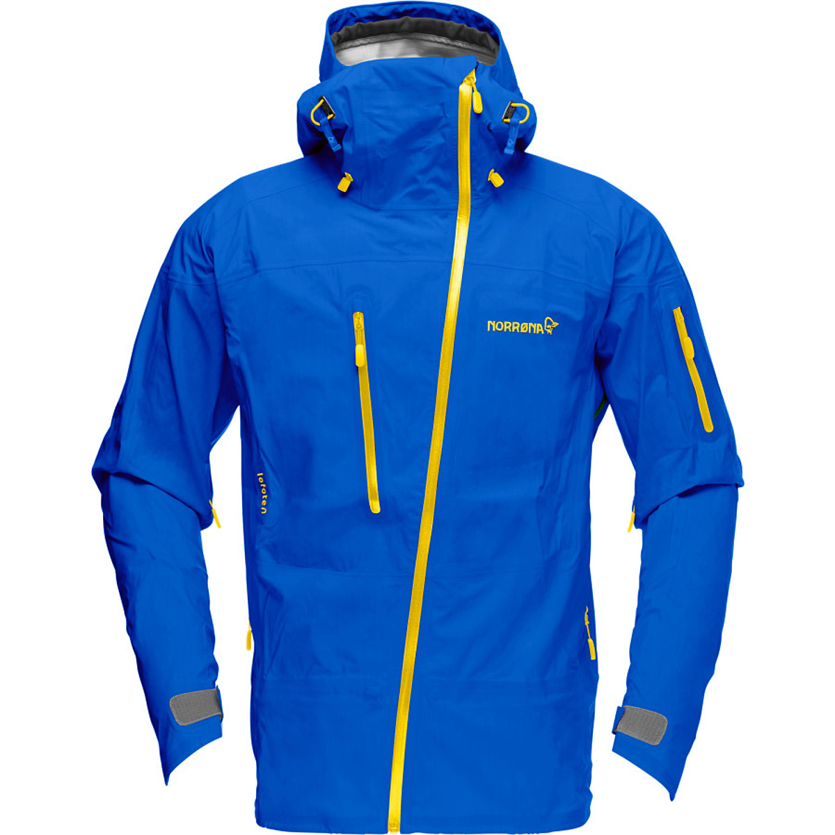 photo: Norrona Men's Lofoten Gore-Tex Active Shell Jacket waterproof jacket