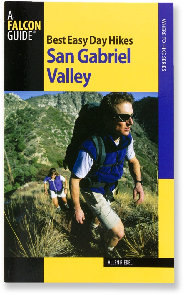 Falcon Guides Best Easy Day Hikes: San Gabriel Valley
