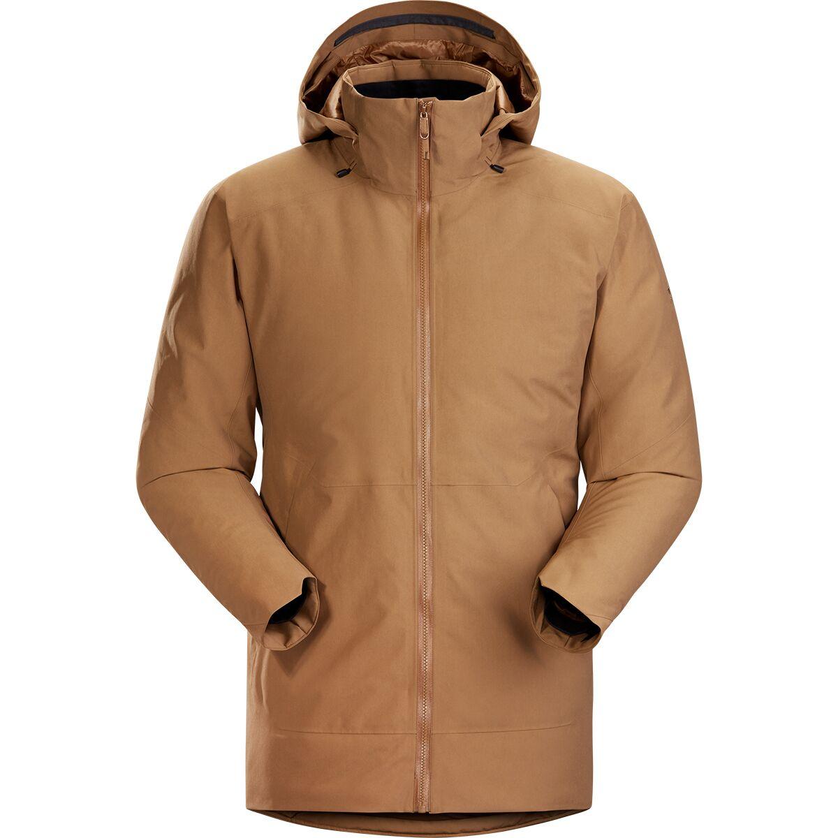 photo: Arc'teryx Camosun Parka down insulated jacket