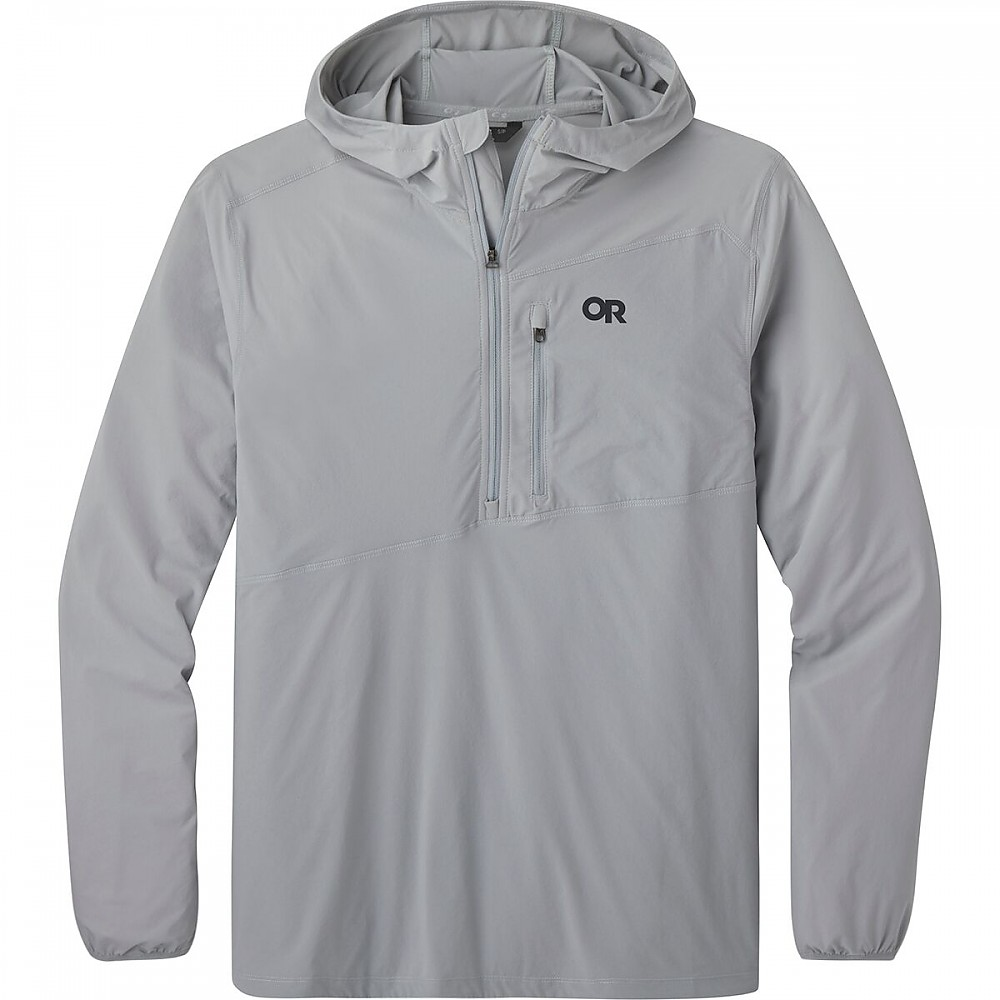 photo: Outdoor Research Astroman Sun Hoodie long sleeve performance top