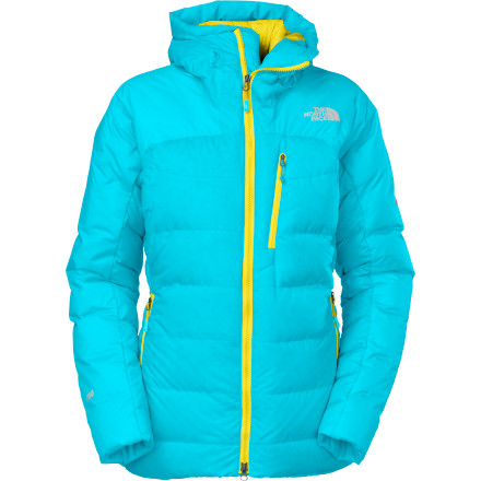 photo: The North Face Women's Prism Optimus Jacket down insulated jacket