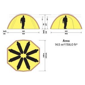 Hilleberg Atlas Floorless Inner Tent