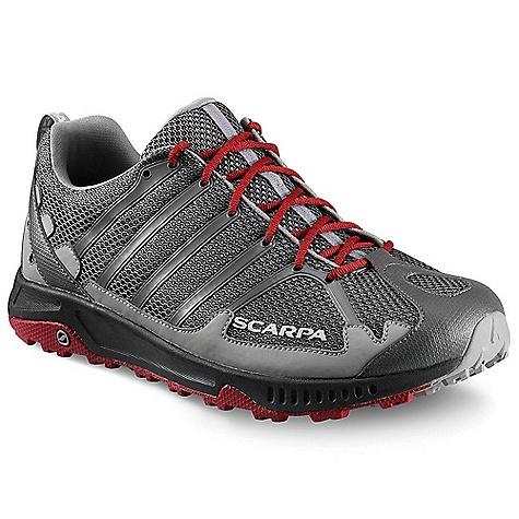 photo: Scarpa Tempo trail running shoe