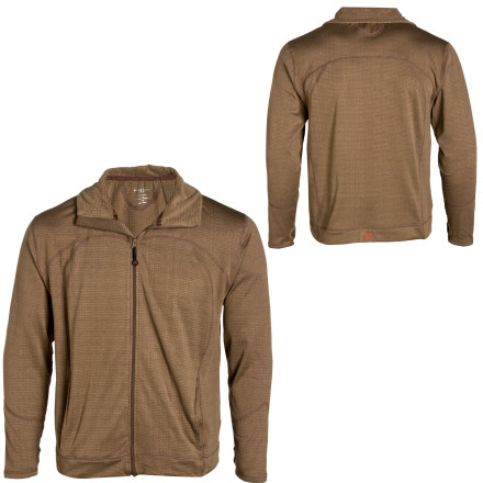 photo: Terramar Geo Fleece Expedition Full Zip base layer top