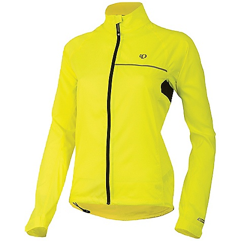 photo: Pearl Izumi Men's Elite Barrier Jacket wind shirt