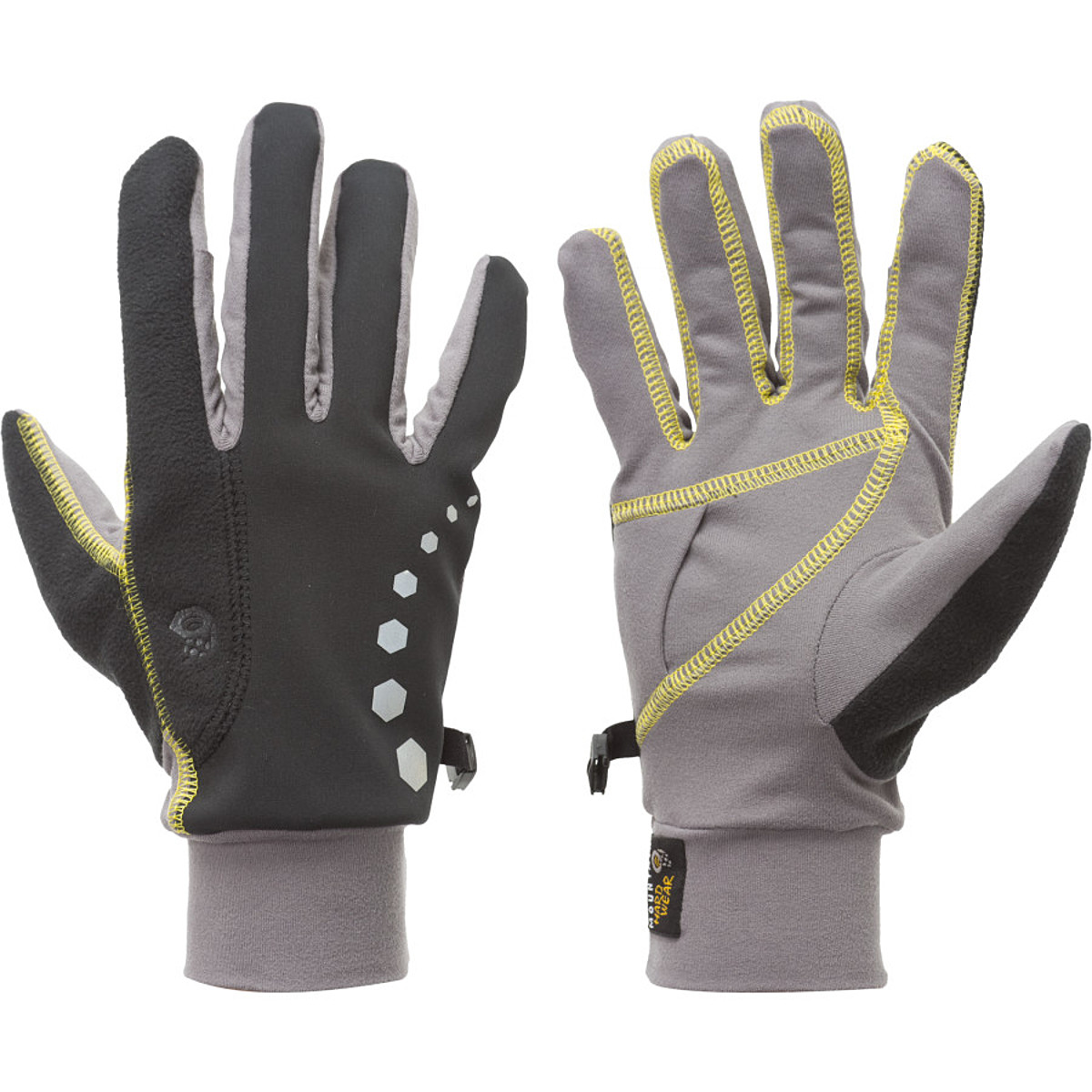 photo: Mountain Hardwear Momentum Running Glove soft shell glove/mitten