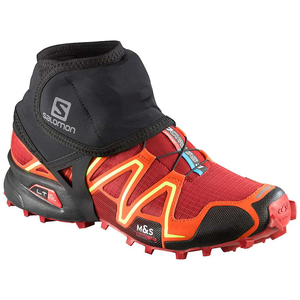 photo: Salomon Trail Gaiters Low gaiter