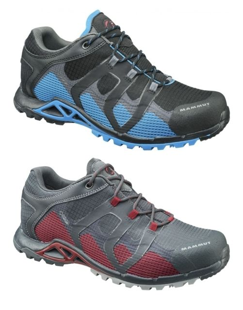 photo: Mammut Comfort Low GTX Surround trail shoe