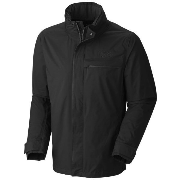 photo: Mountain Hardwear Pisco Jacket soft shell jacket