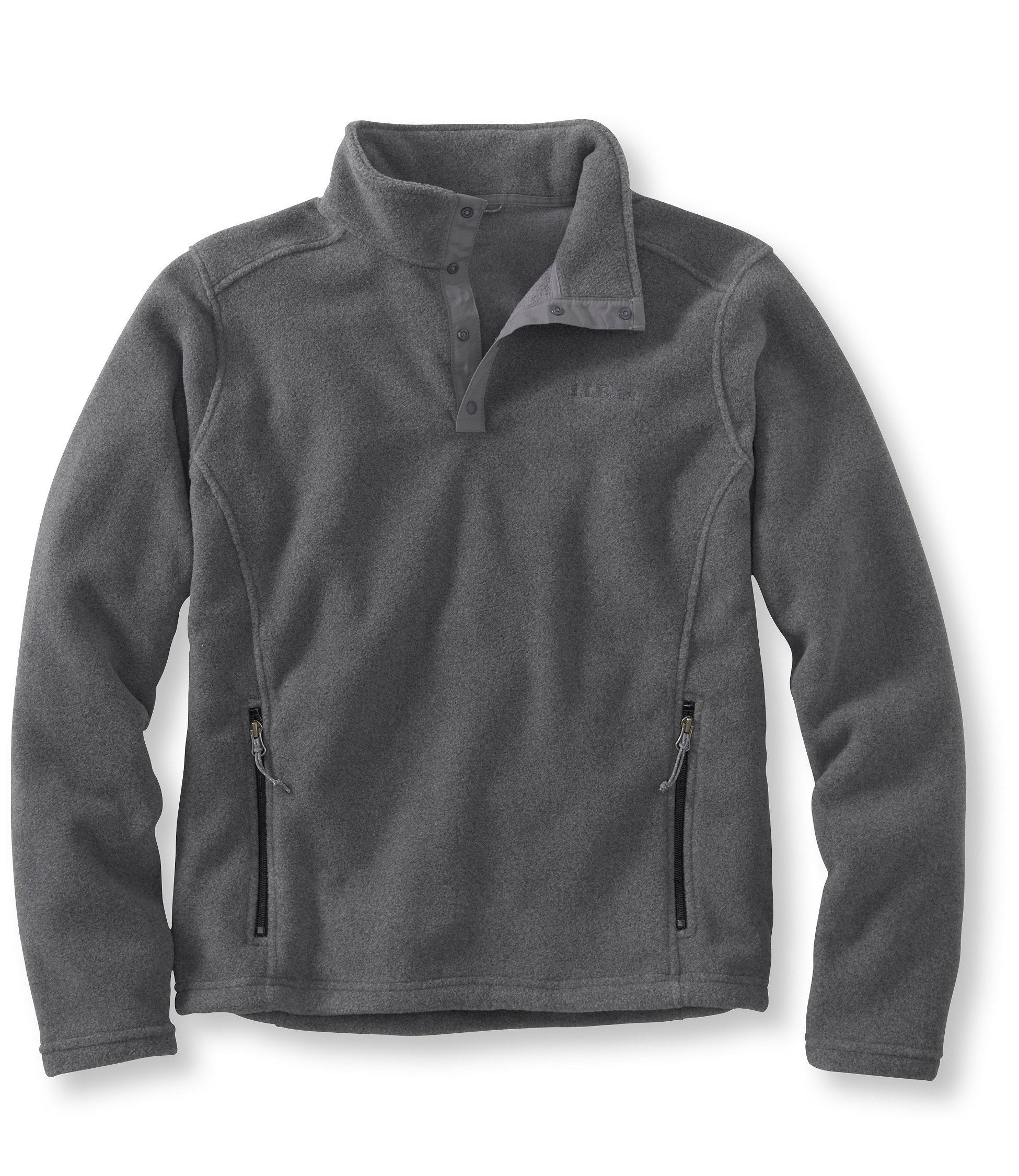 L.L.Bean Trail Model Fleece Pullover