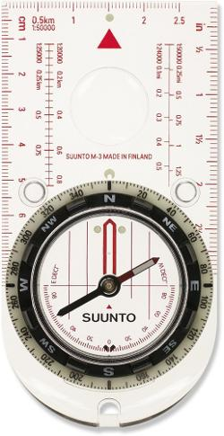 Suunto M-3D Leader Compass