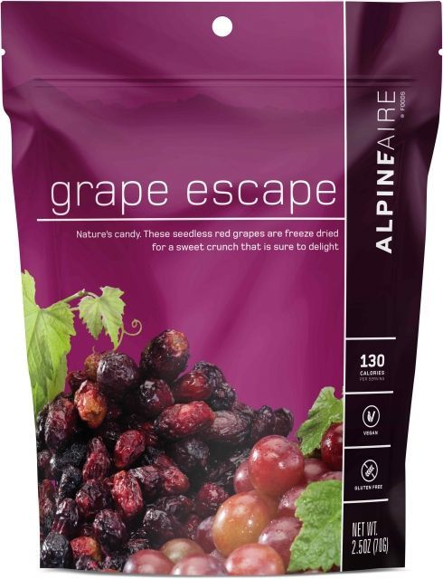 AlpineAire Foods Grape Escape