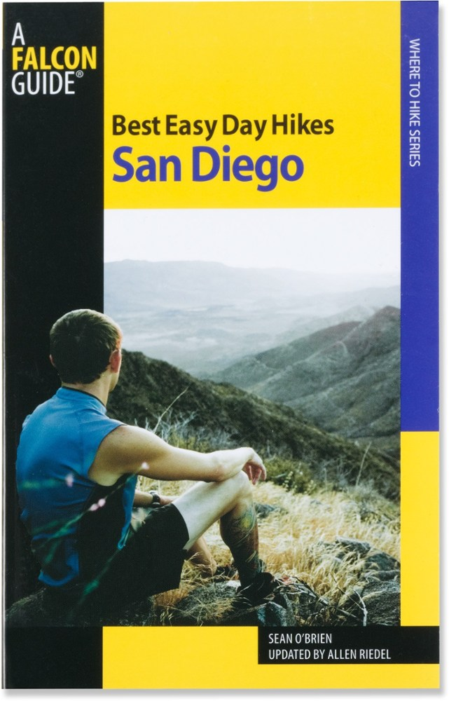 Falcon Guides Best Easy Day Hikes: San Diego