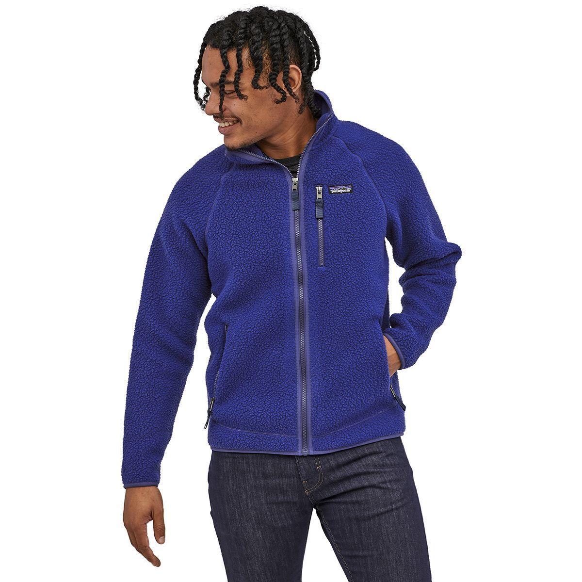 photo: Patagonia Retro Pile Jacket fleece jacket