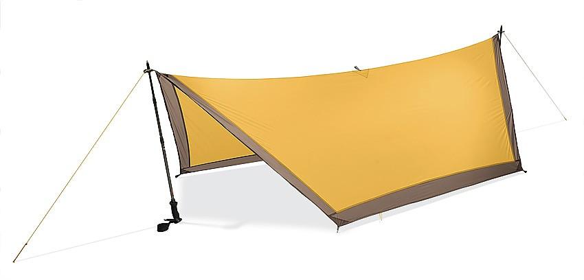 photo: MSR E-Wing tarp/shelter